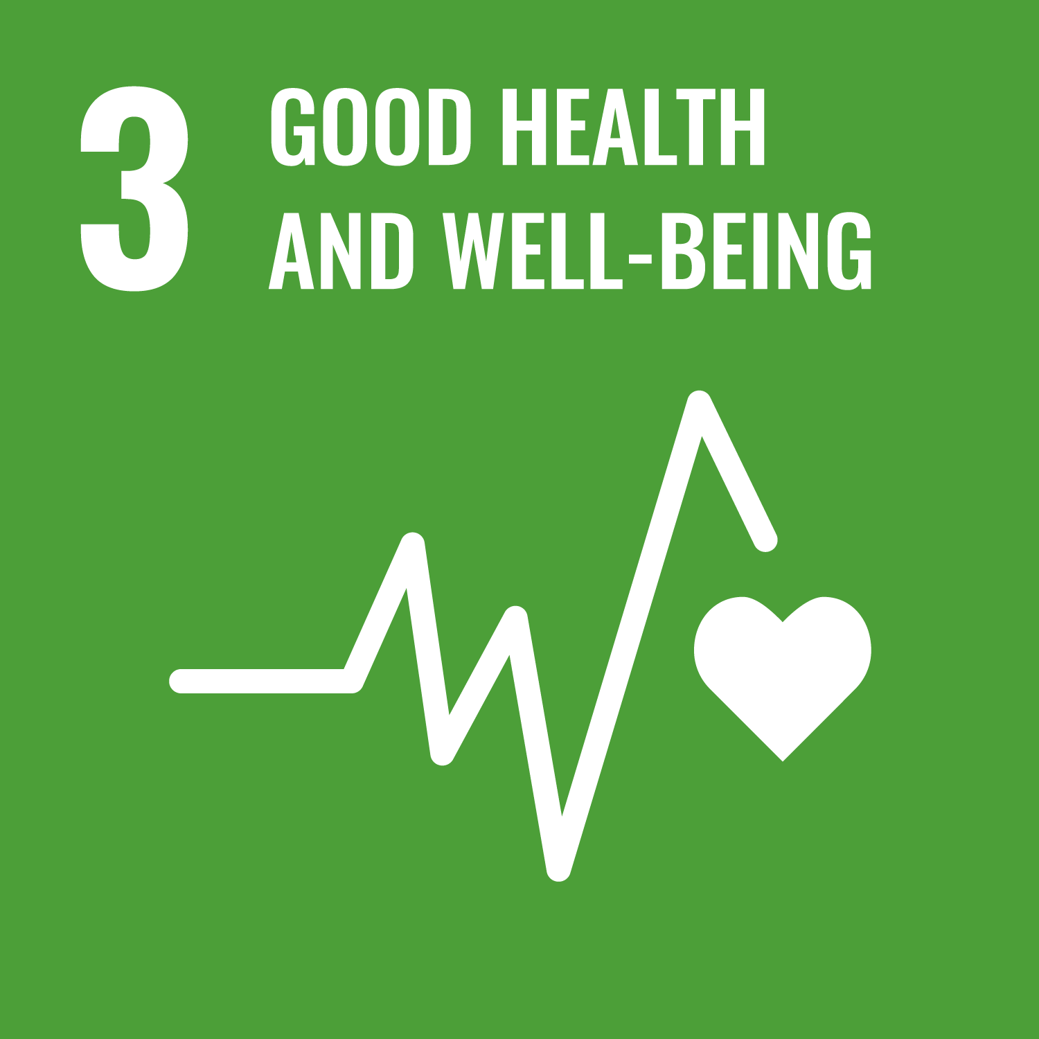 UN Sustainable Development Goal 3: Good Health and Well-Being