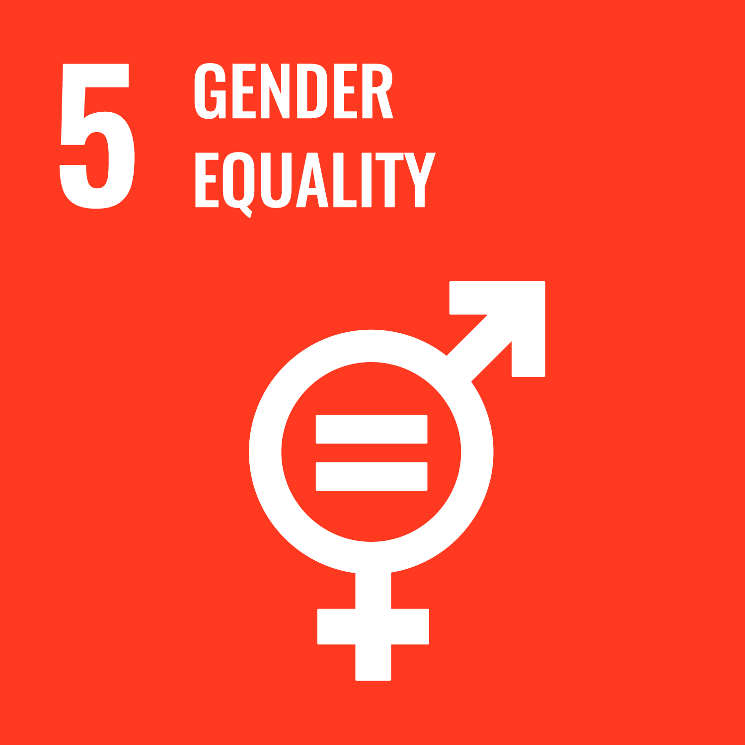 UN Sustainable Development Goal 5: Gender Equality