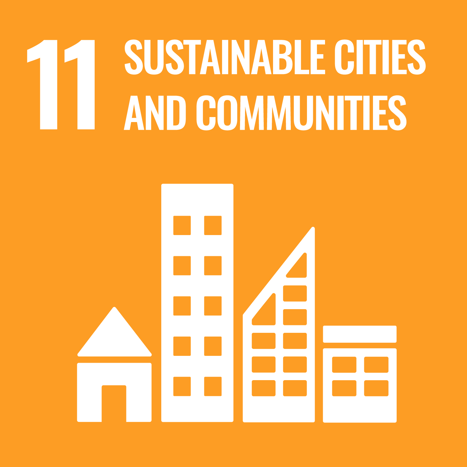 UN Sustainable Development Goal 11: Sustainable Cities and Communities