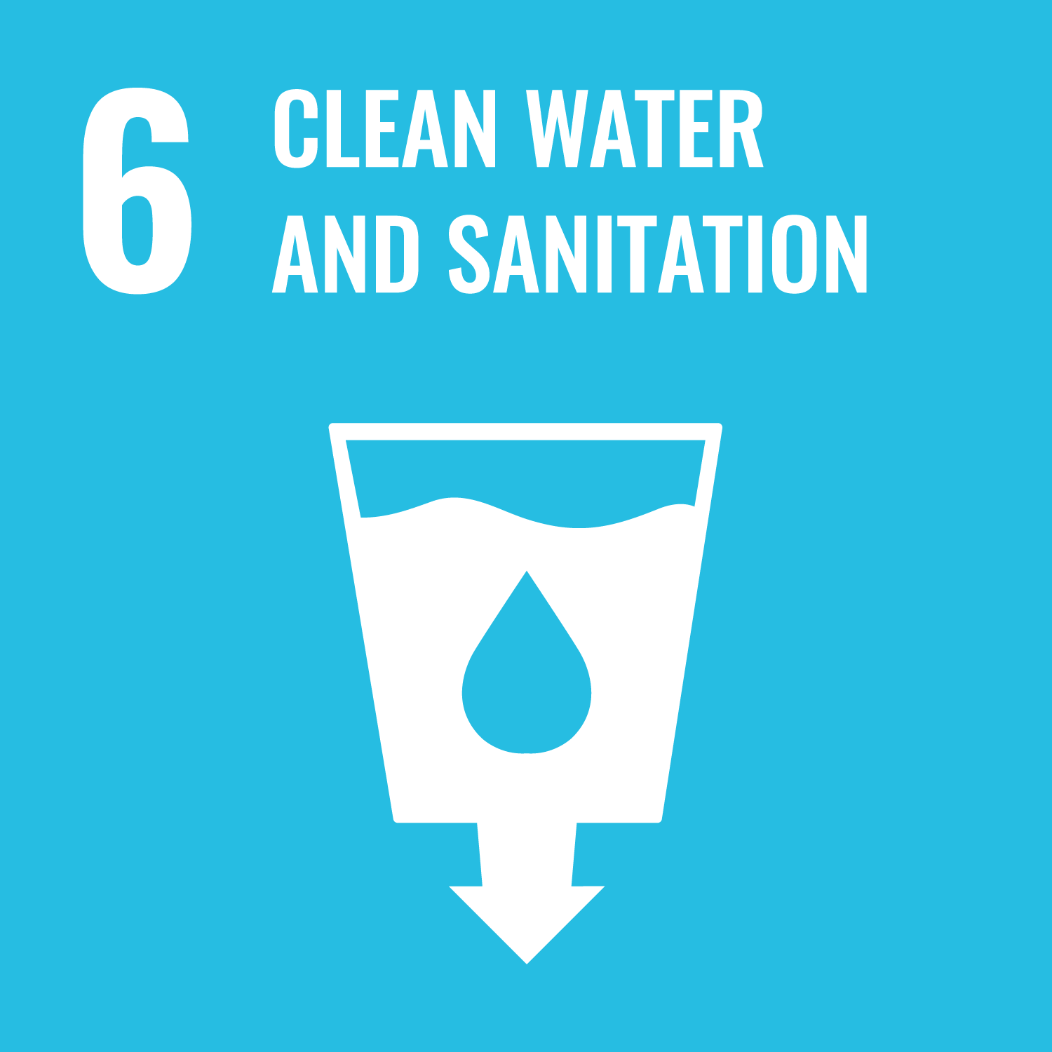 UN Sustainable Development Goal 6: Clean Water and Sanitation