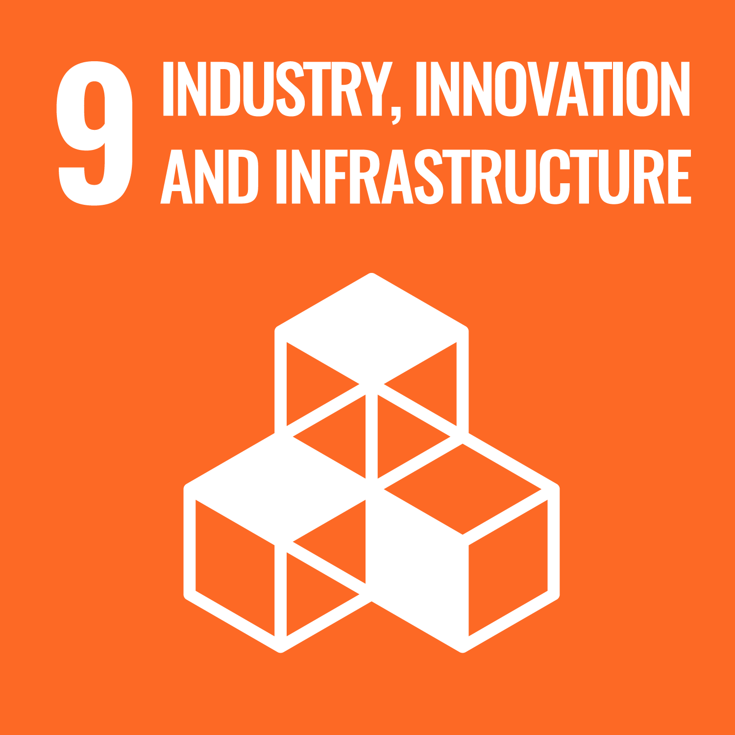 UN Sustainable Development Goal 9: Industry, Innovation and Infrastructure