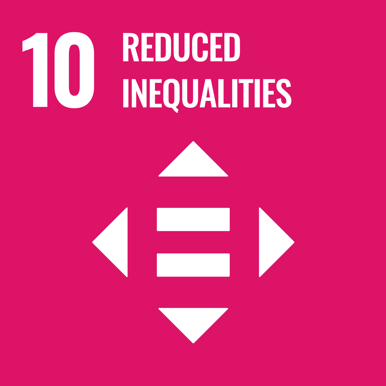 UN Sustainable Development Goal 10: Reduced Inequalities